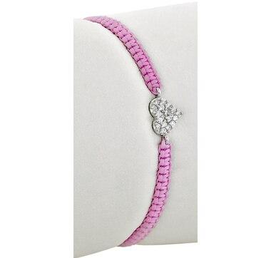 Bracelet Sigal Style à breloque avec corde réglable